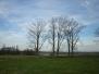 Jesienne niebo nad Stoczkiem (listopad)